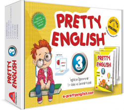 PRETTY ENGLİSH EĞİTİM SETİ-3. SINIF