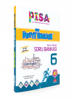 PİSA 4D NEW PRETTY ENGLISH SORU BANKASI-6. SINIF