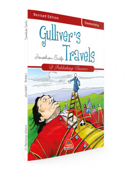 GULLİVER'S TRAVELS (CLASSİCS İN ENGLİSH SERİES-1)