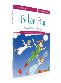 PETER PAN (CLASSİCS İN ENGLİSH SERİES-4)