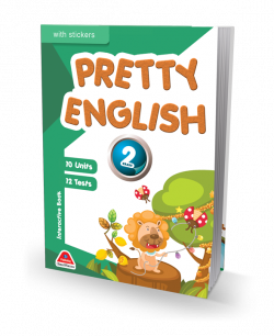 PRETTY ENGLİSH REFERENCE BOOK-2. SINIF
