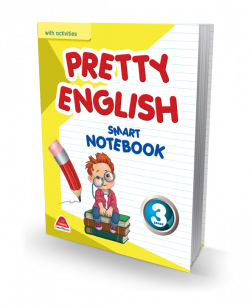 PRETTY ENGLİSH SMART NOTEBOOK-3. SINIF