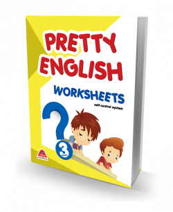 PRETTY ENGLİSH WORKSHEETS-3. SINIF (SELF CONTROL SYSTEM)