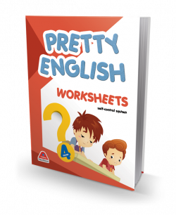PRETTY ENGLİSH WORKSHEETS-4. SINIF (SELF-CONTROL SYSTEM)