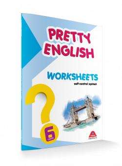 PRETTY ENGLİSH WORKSHEETS-6. GRADE (SELF-CONTROL SYSTEM)