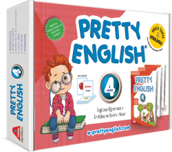 PRETTY ENGLİSH EĞİTİM SETİ-4. SINIF
