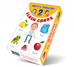PRETTY ENGLİSH FLASH CARDS-2. GRADE