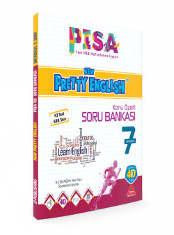 PİSA 4D NEW PRETTY ENGLISH SORU BANKASI-7. SINIF