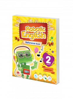 ROBOTIC ENGLISH REFERENCE BOOK-2. GRADE