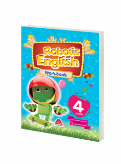ROBOTIC ENGLISH WORKBOOK-4. GRADE
