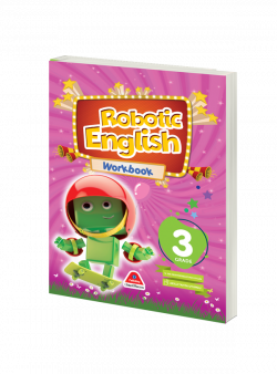 ROBOTIC ENGLISH WORKBOOK-3. GRADE