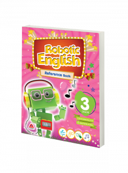 ROBOTIC ENGLISH REFERENCE BOOK-3. GRADE