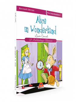ALİCE İN WONDERLAND (CLASSİCS İN ENGLİSH SERİES-3)
