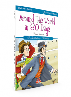 AROUND THE WORLD İN 80 DAYS (CLASSİCS İN ENGLİSH SERİES-7)