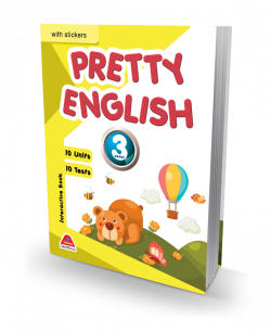 PRETTY ENGLİSH-3. SINIF