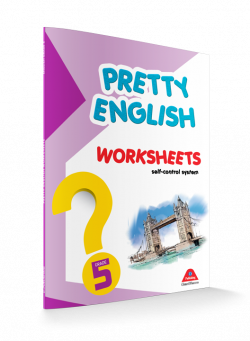 PRETTY ENGLİSH WORKSHEETS-5. GRADE (SELF-CONTROL SYSTEM)