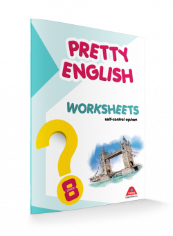 PRETTY ENGLİSH WORKSHEETS-8. GRADE (SELF-CONTROL SYSTEM)
