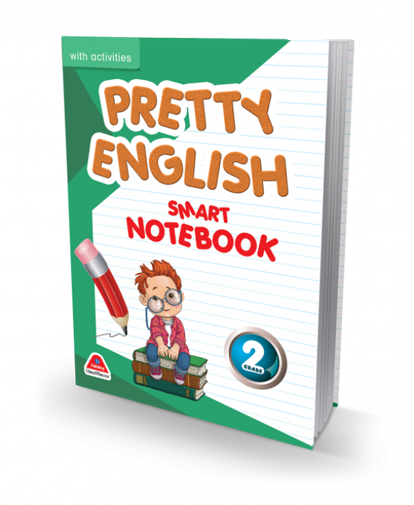 PRETTY ENGLİSH SMART NOTEBOOK-2. SINIF