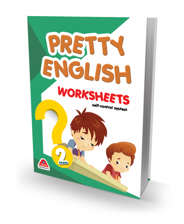 PRETTY ENGLİSH WORKSHEETS-2. SINIF (SELF-CONTROL SYSTEM)