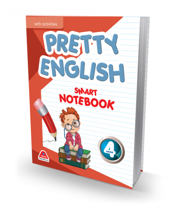 PRETTY ENGLİSH SMART NOTEBOOK-4. SINIF